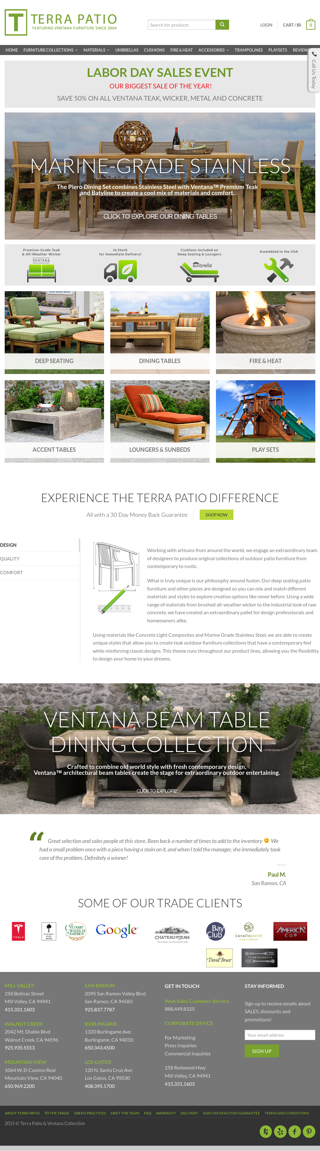 Terra Patio Garden Compeors Revenue And Employees Owler Company Profile