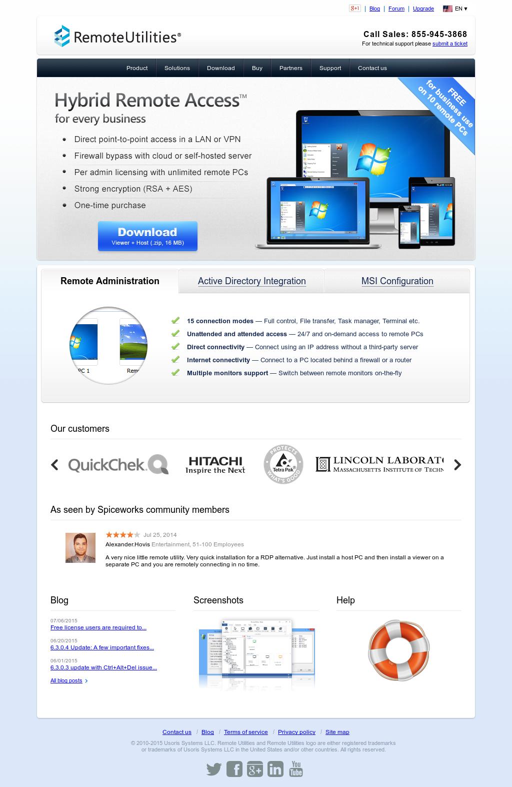 remote utilities viewer free license