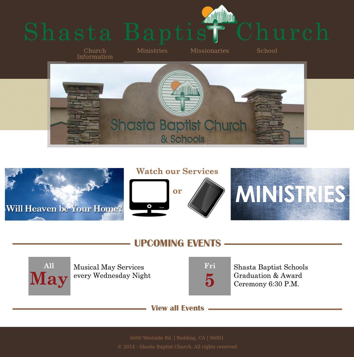 Shasta Baptist Schools Competitors, Revenue and Employees - Owler