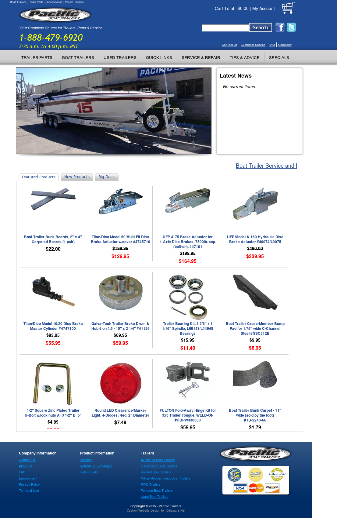 Boat Trailers Pacific Competitors, Revenue and Employees - Owler Company Profile