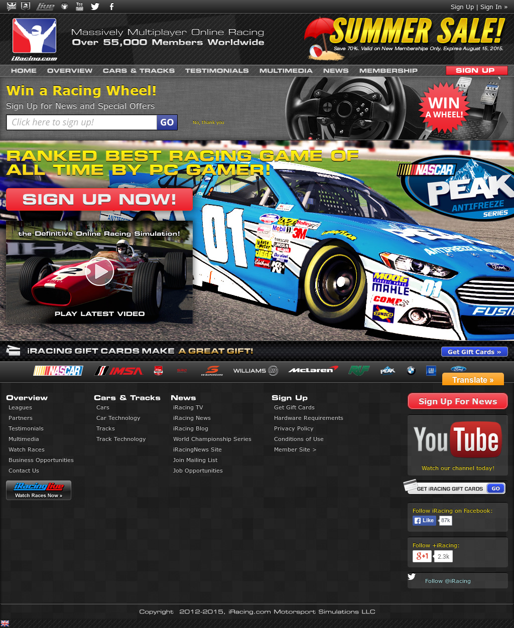 iRacing Competitors, Revenue and Employees - Owler Company