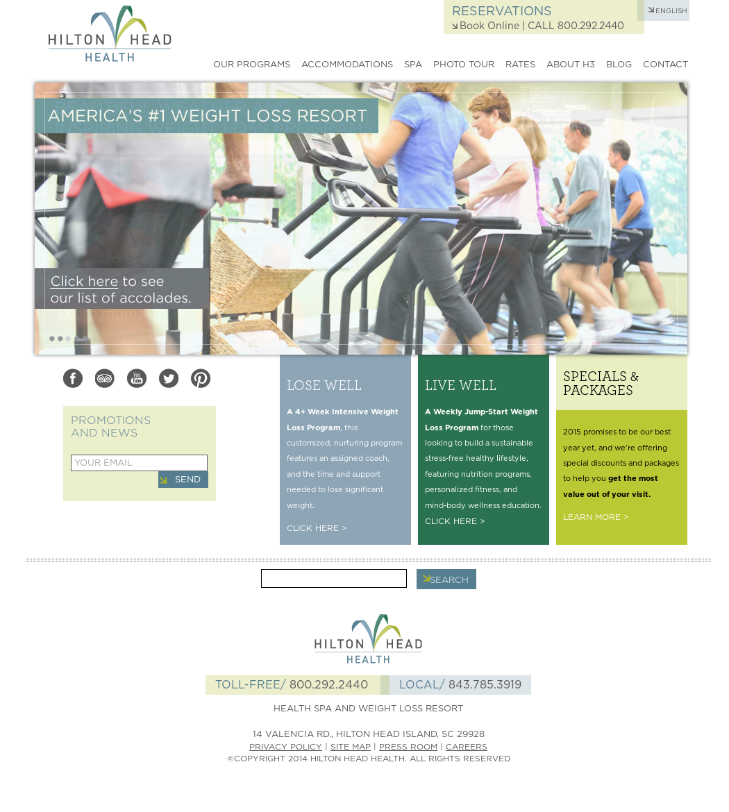 Hilton Head Health Competitors Revenue And Employees Owler