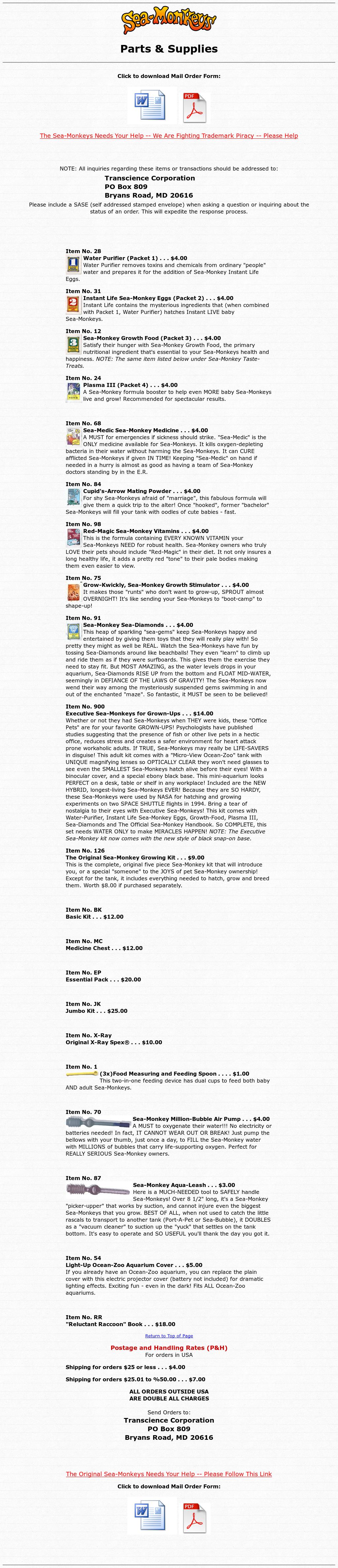 Sea Monkeys Competitors Revenue And Employees Owler Company Profile