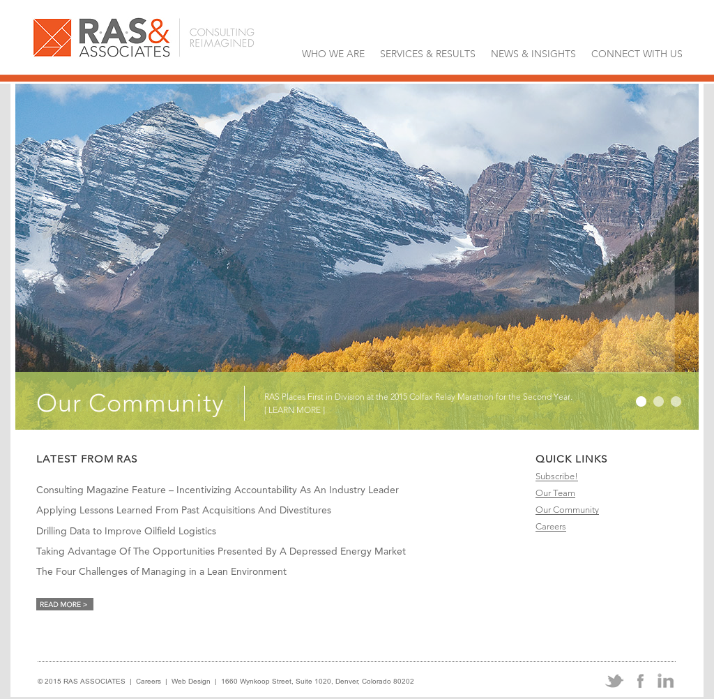 RAS & Associates Competitors, Revenue and Employees - Owler Company