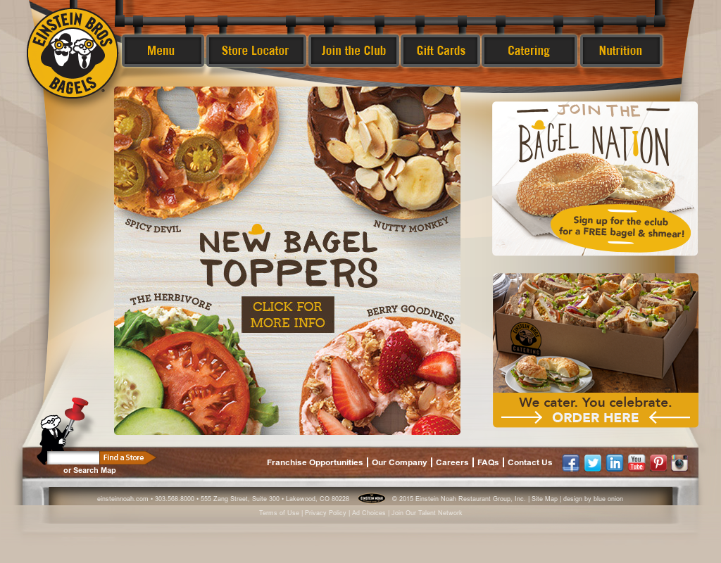 einstein bros bagels competitors, revenue and employees - owler