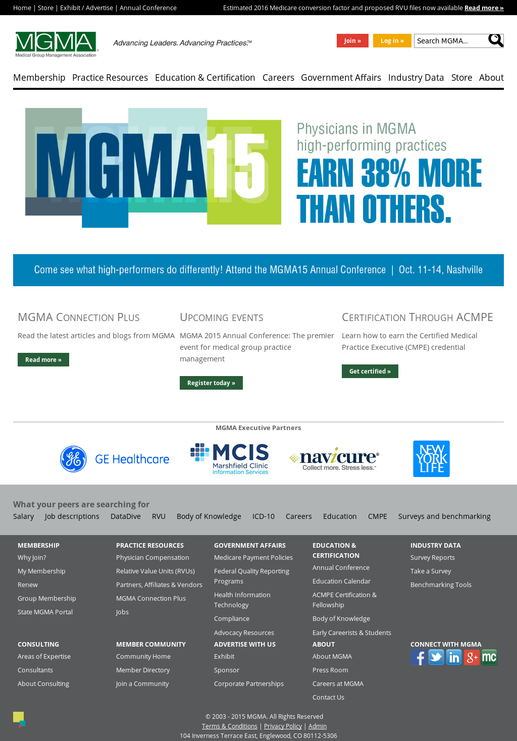 Mgma Competitors Revenue And Employees Owler Company Profile