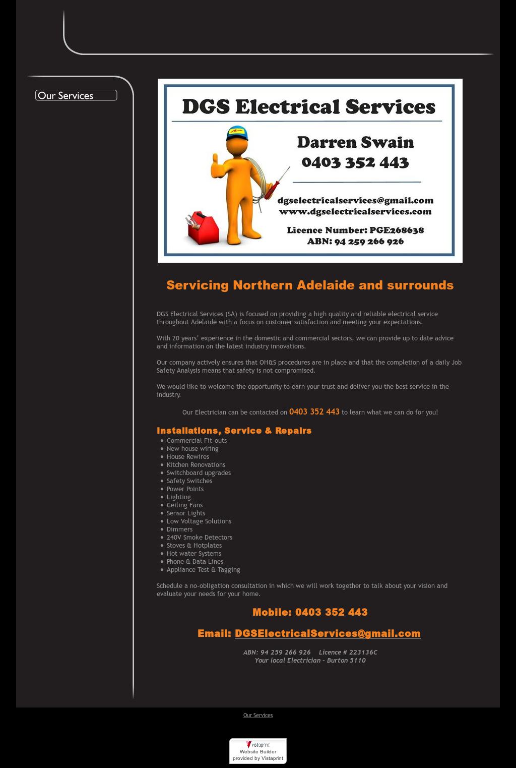 Dgs Electrical Services Property Maintenance Competitors Revenue House Wiring Logo And Employees Owler Company Profile