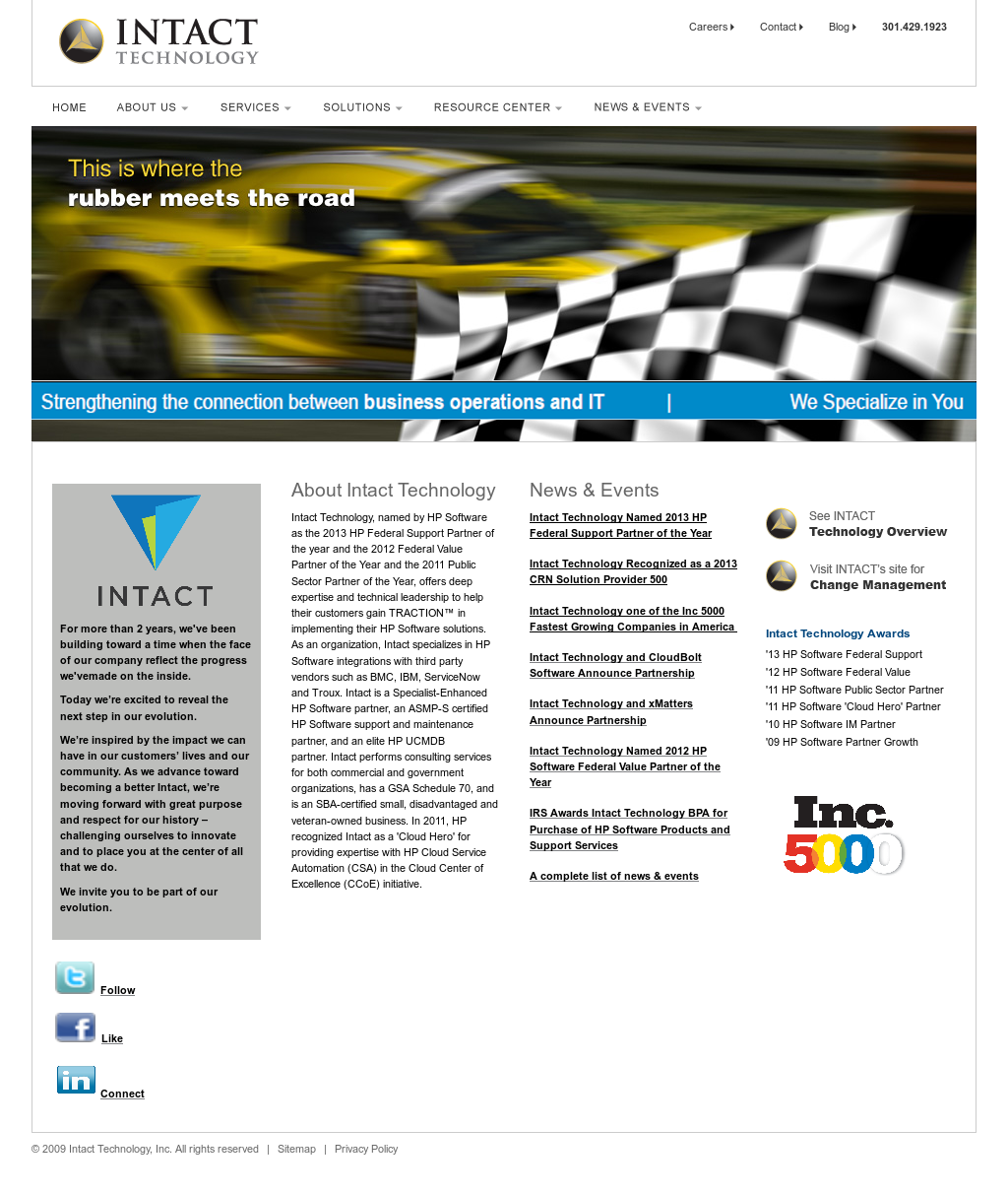 Intact Technology Competitors, Revenue and Employees - Owler Company