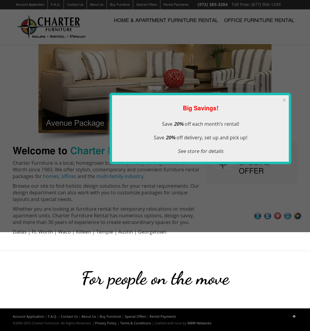 Charter Furniture Rental Competitors, Revenue And Employees   Owler Company  Profile