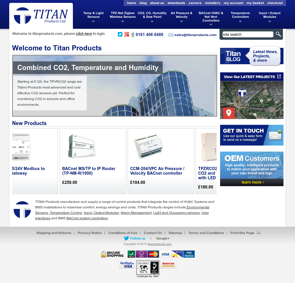 TITAN PRODUCTS LIMITED Competitors, Revenue and Employees