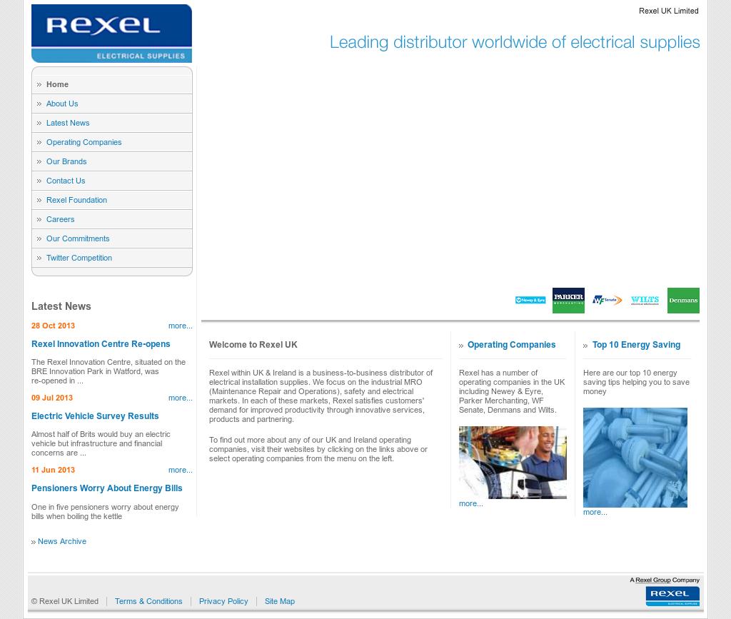 09117d405a2d Rexel Competitors