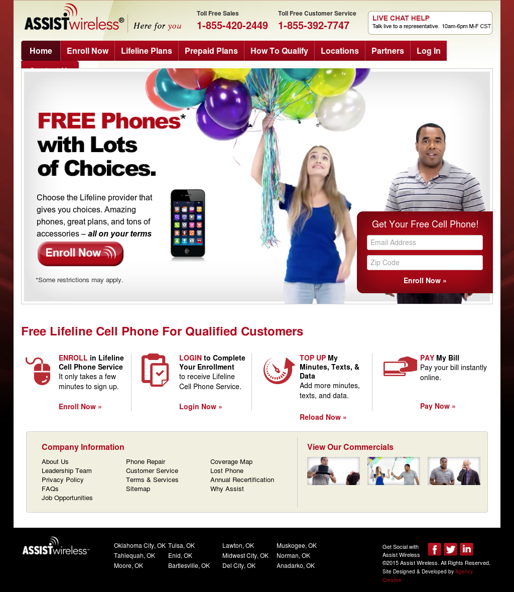 Assist Wireless Competitors, Revenue and Employees - Owler Company