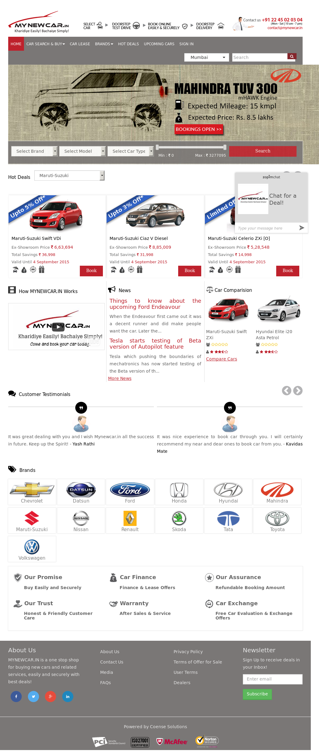 Mynewcar Competitors, Revenue and Employees - Owler Company Profile