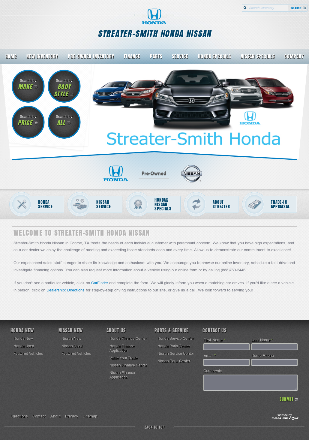 Streater Smith Honda >> Streater Smith Honda Competitors Revenue And Employees Owler