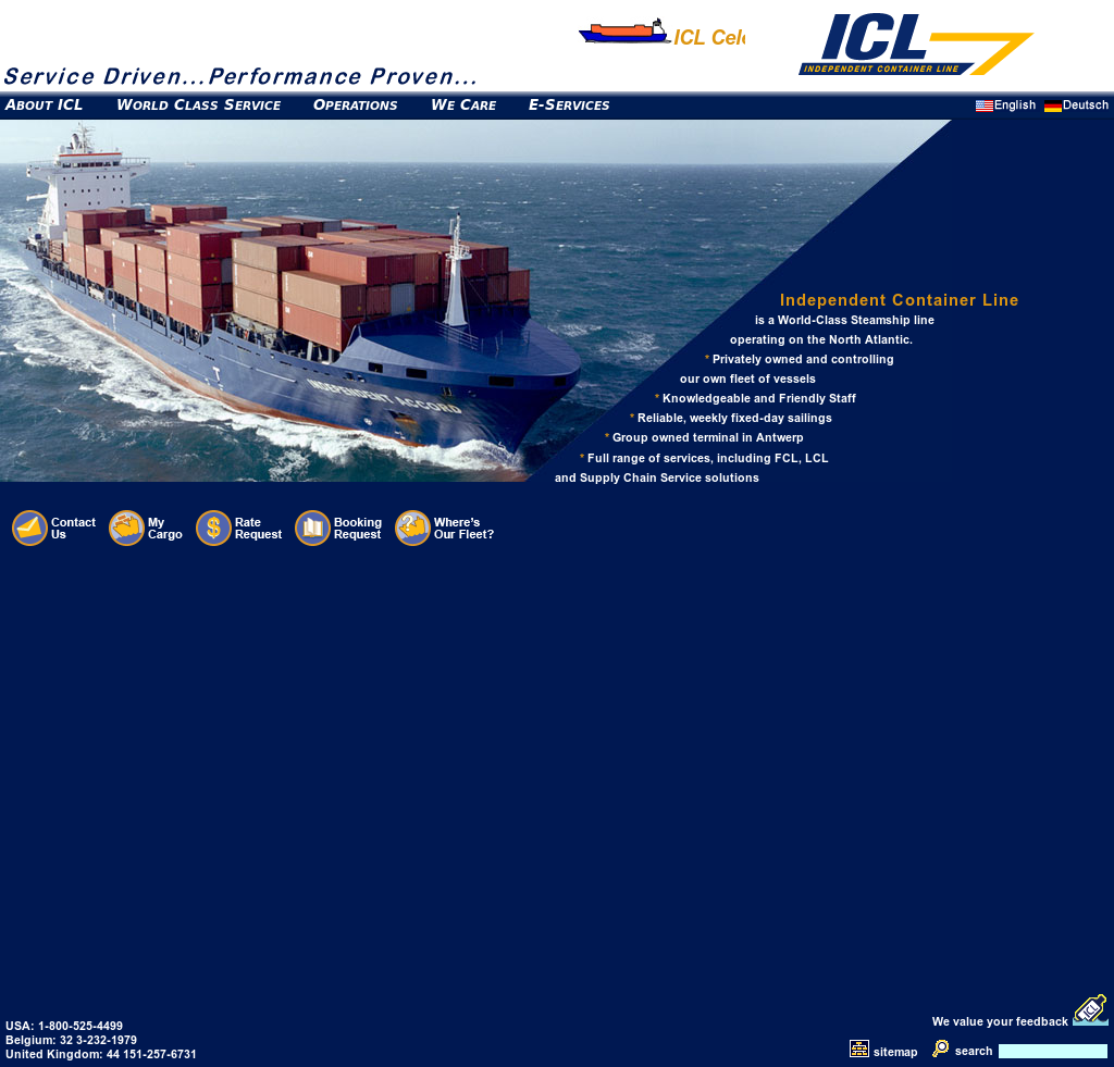 revenue maximization container transportation company Shipper(cargo owner) controls the fleet of vessels (owned or on tc) – must ship  the  ship loading (container stowage, crane scheduling.