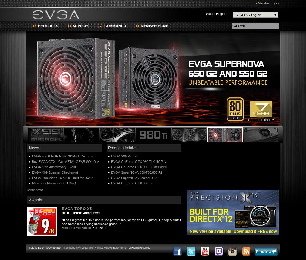 EVGA Competitors, Revenue and Employees - Owler Company Profile