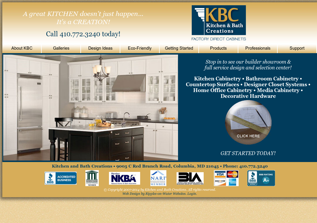 Kitchen Bath Creations Competitors Revenue And Employees Owler Company Profile
