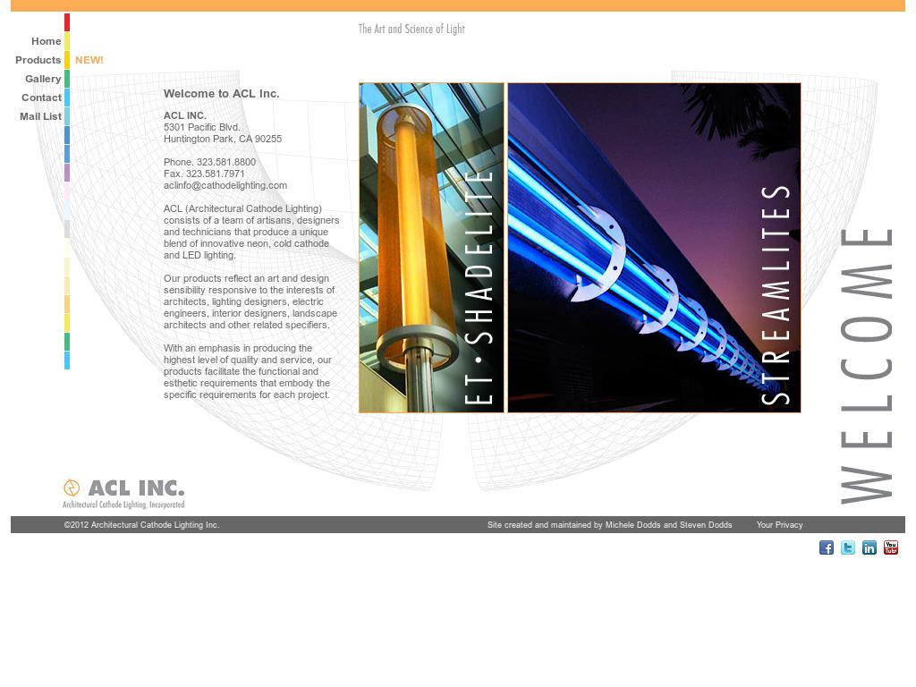 Architectural Cathode Lighting
