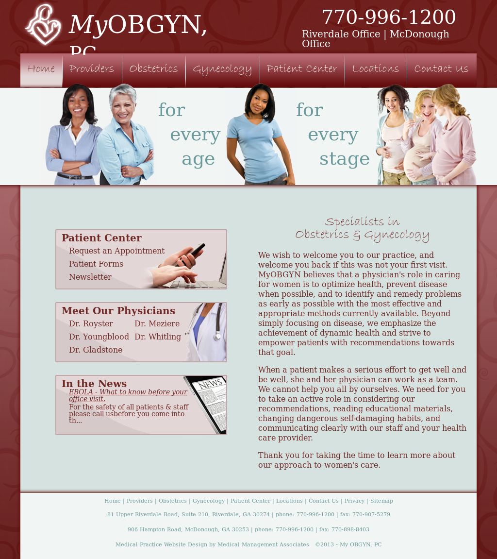My Ob Gyn Competitors Revenue And Employees Owler Company Profile