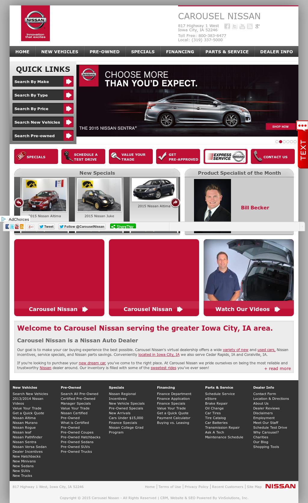 Carouselnissan Competitors, Revenue And Employees   Owler Company Profile
