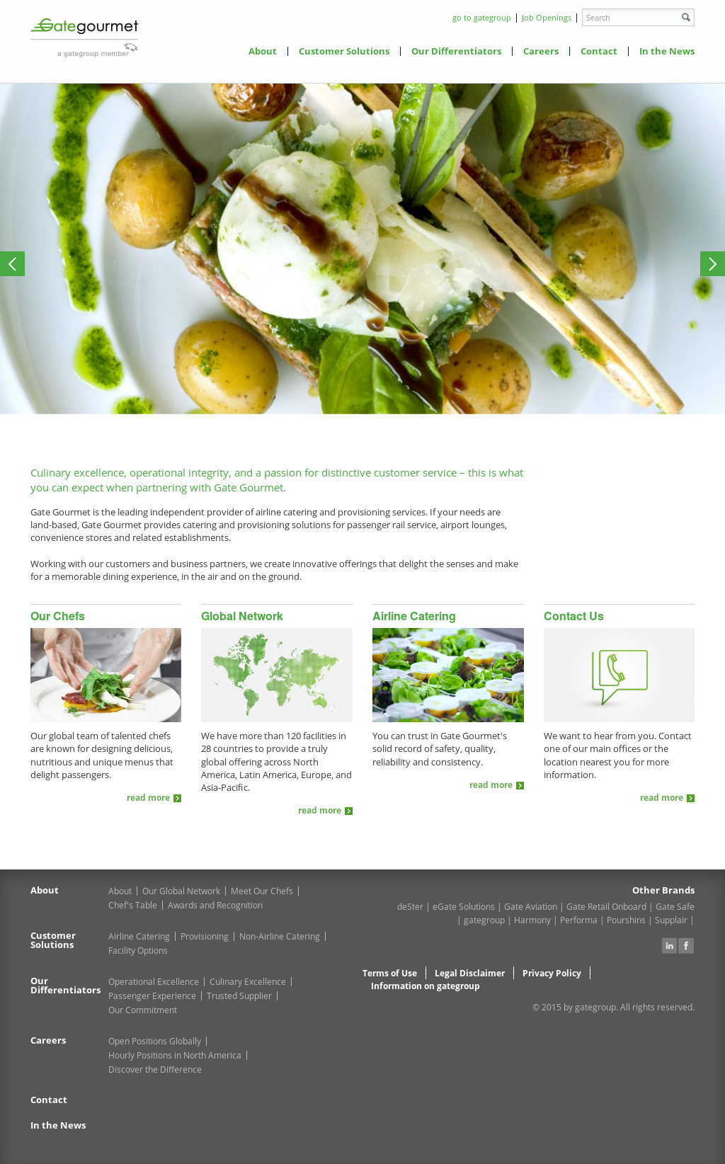 Gate Gourmet Competitors, Revenue and Employees - Owler Company Profile