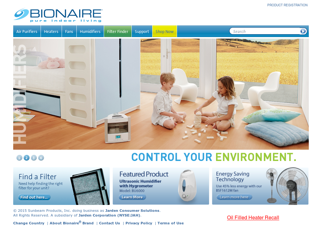 Bionaire Brands Competitors, Revenue and Employees