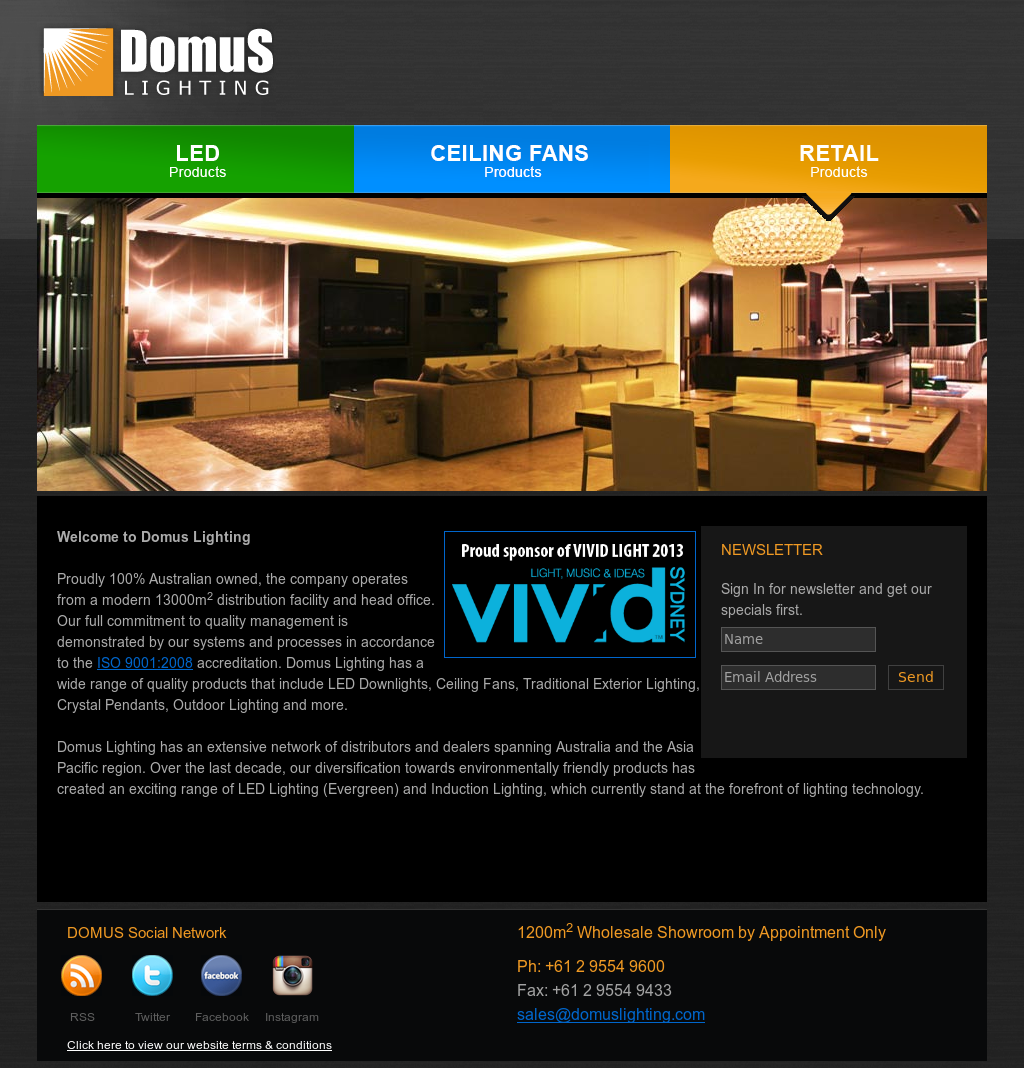 Domus Lighting Compeors Revenue And Employees Owler