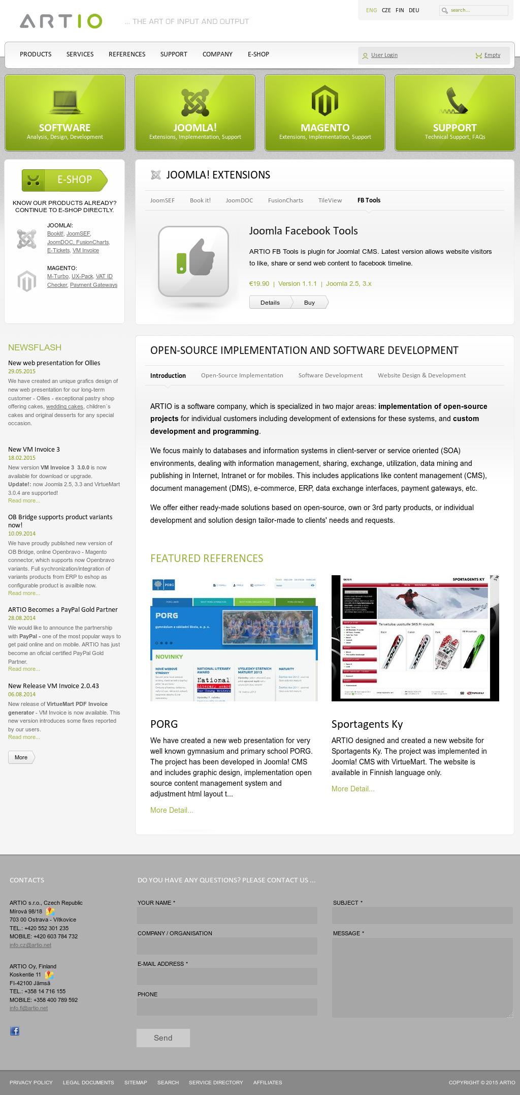 Artio Competitors, Revenue and Employees - Owler Company Profile