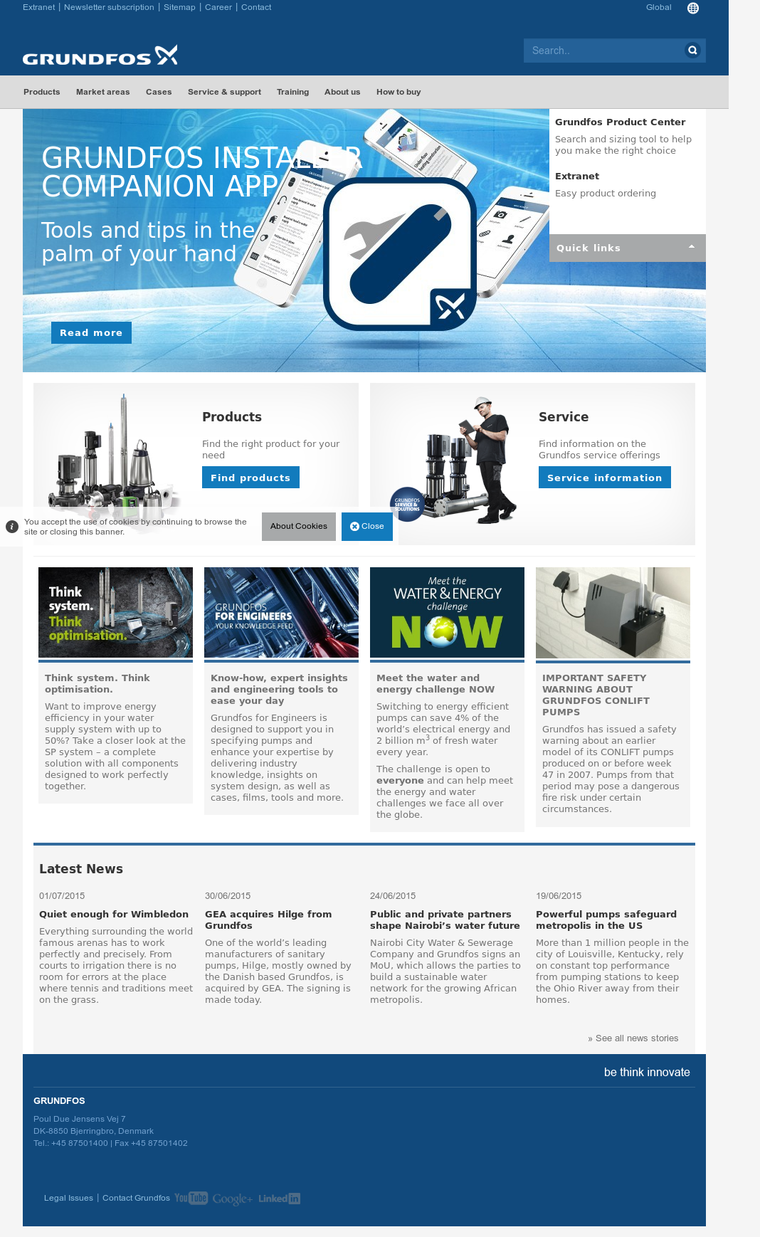 Grundfos Competitors, Revenue and Employees - Owler Company Profile