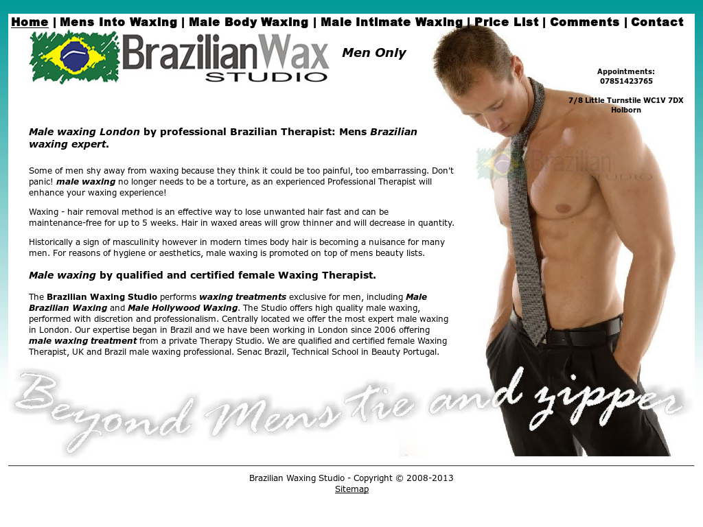 Brazilian Waxing Studio Competitors, Revenue and Employees
