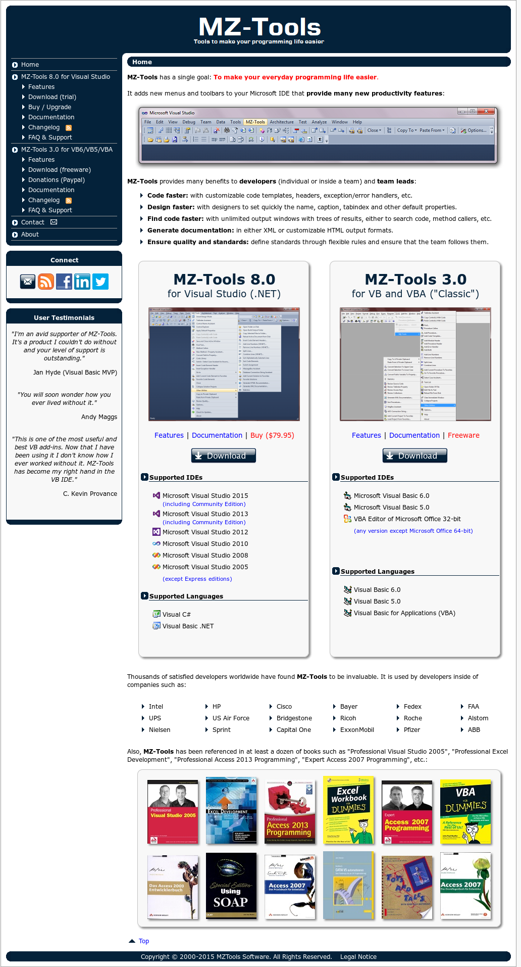Mztools Software Competitors, Revenue and Employees - Owler