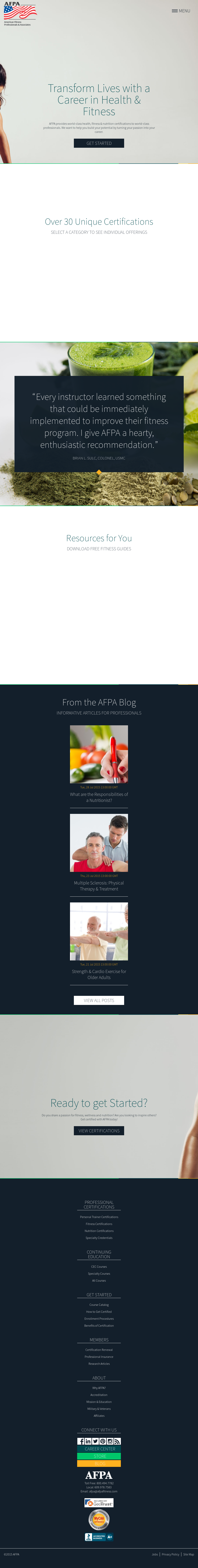 Afpa Competitors Revenue And Employees Owler Company Profile