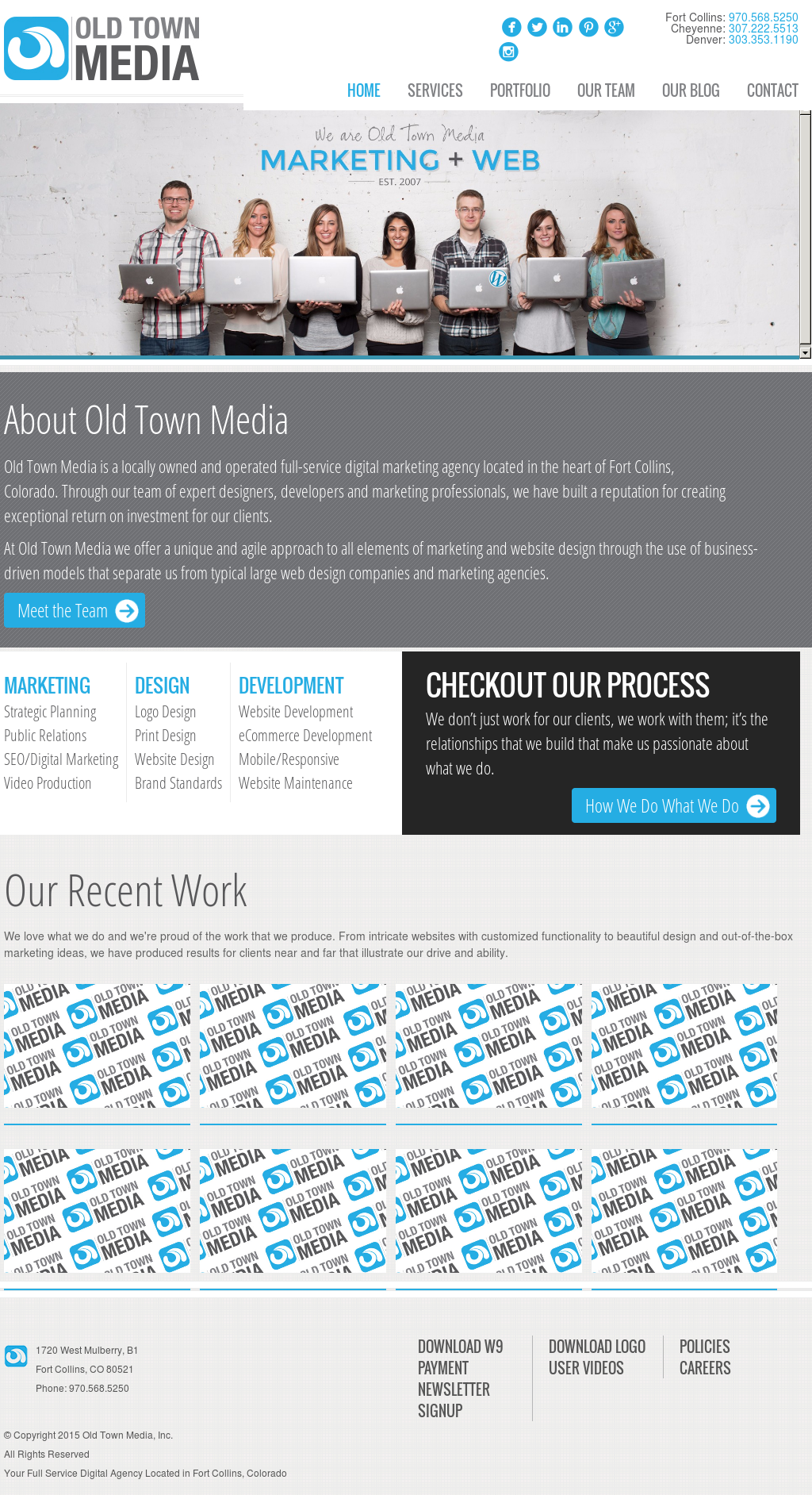Old Town Media Compeors Revenue And Employees Owler Company Profile