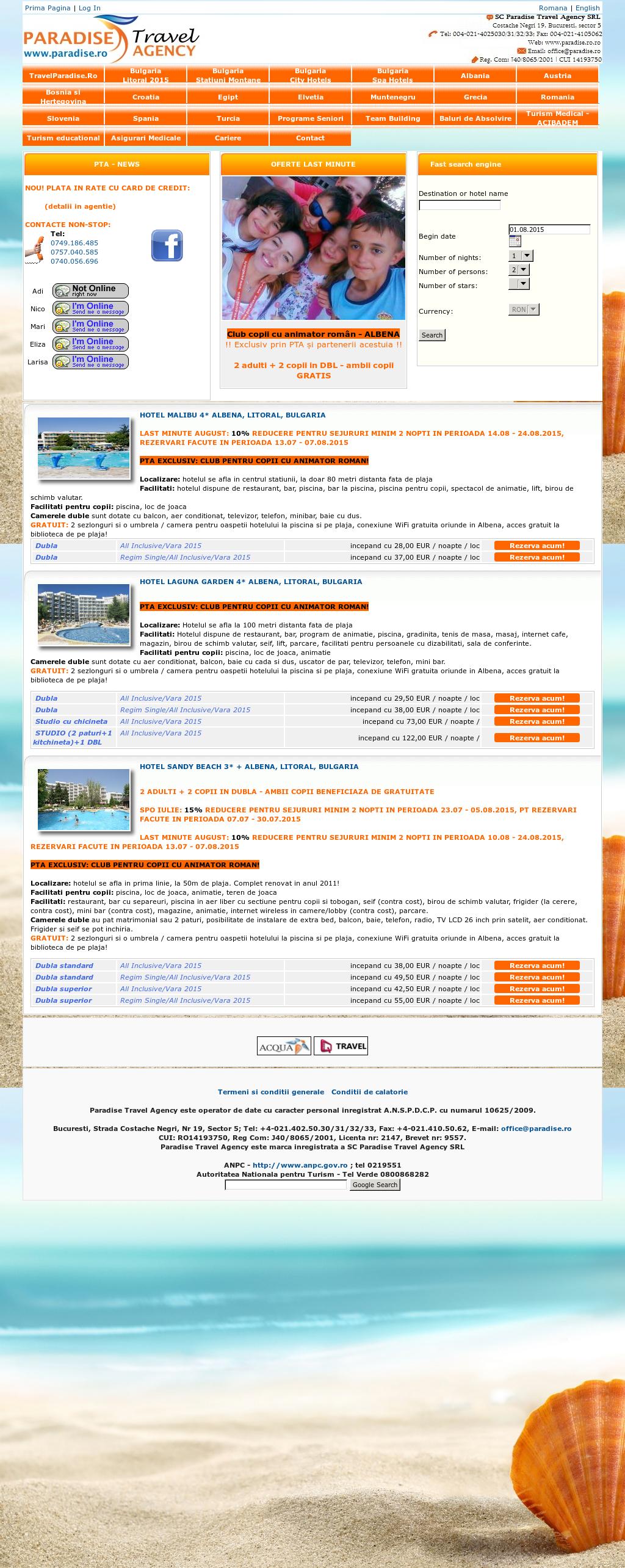 Beste aansluiting website 2015 gratis