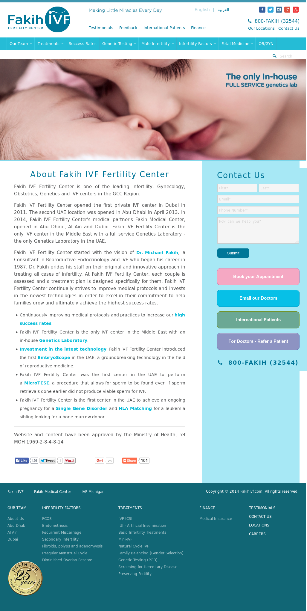 Fakihivf Competitors, Revenue and Employees - Owler Company
