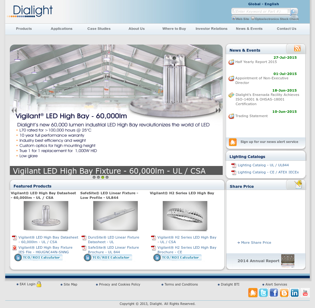 Dialight Competitors Revenue And Employees Owler Company Profile Led Wiring Diagram