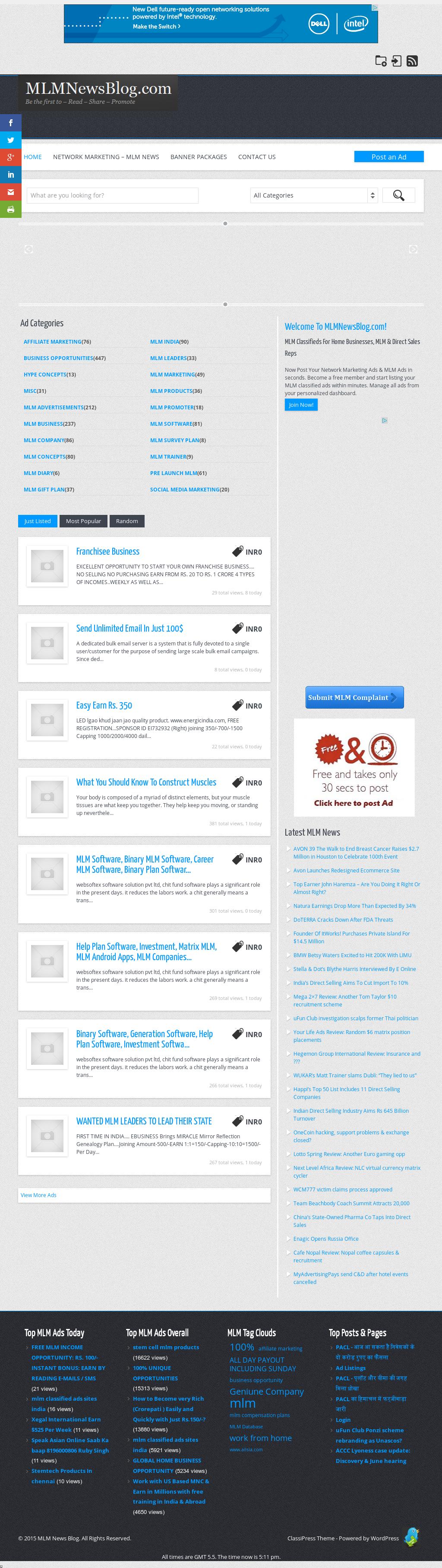 Owler Reports - Mlmnewsblog Blog OneLife suspend OneCoin