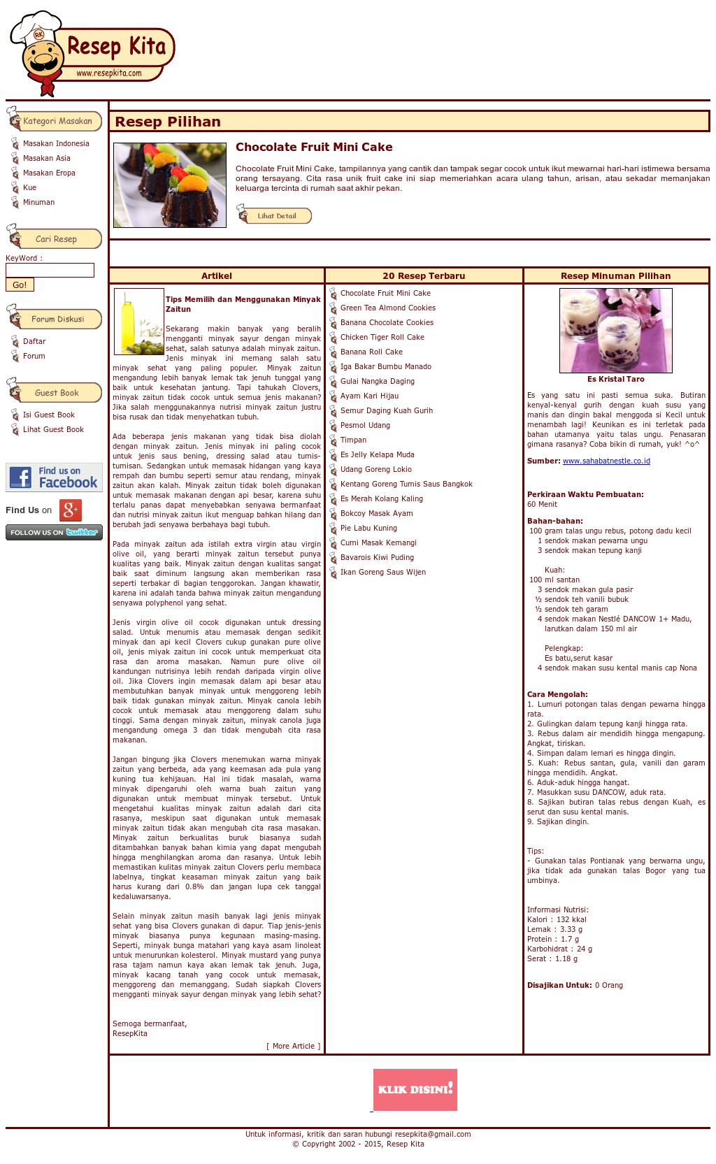 Resepkita Petitors Revenue And Employees Owler Pany