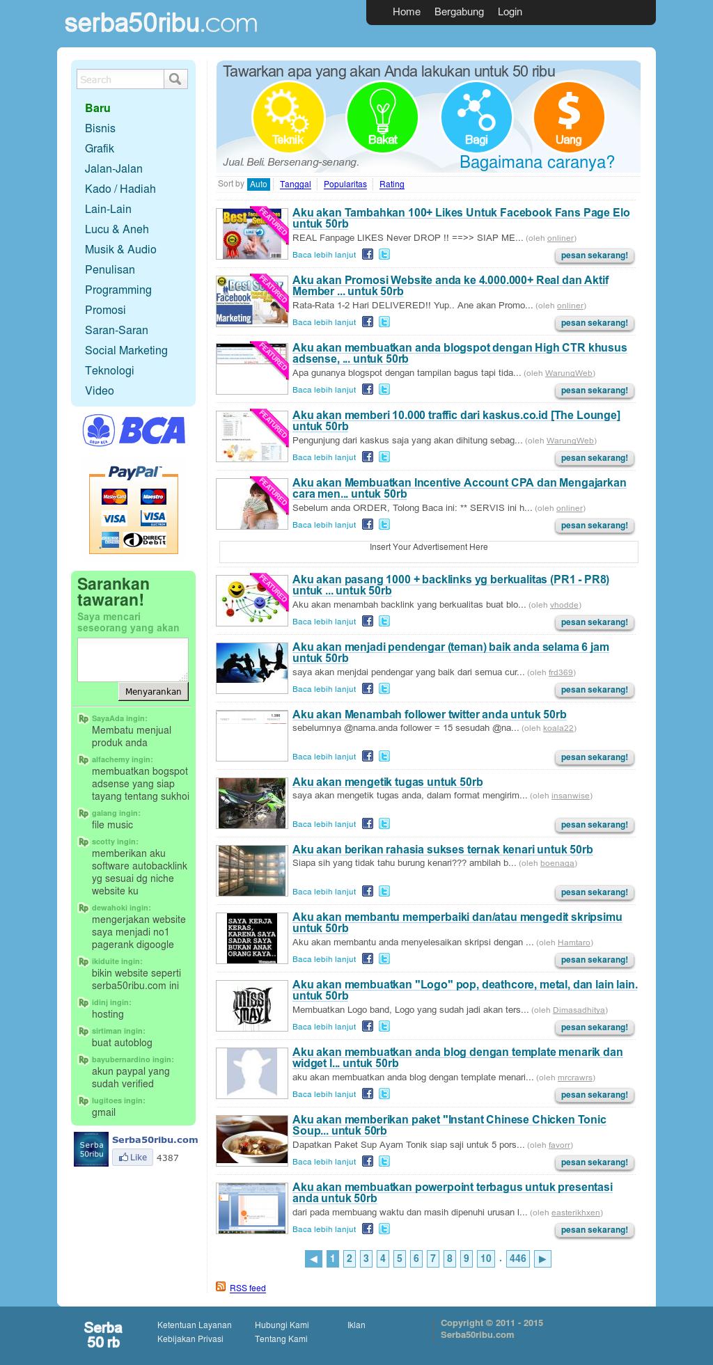 Serba50ribu competitors revenue and employees owler company profile toneelgroepblik Images