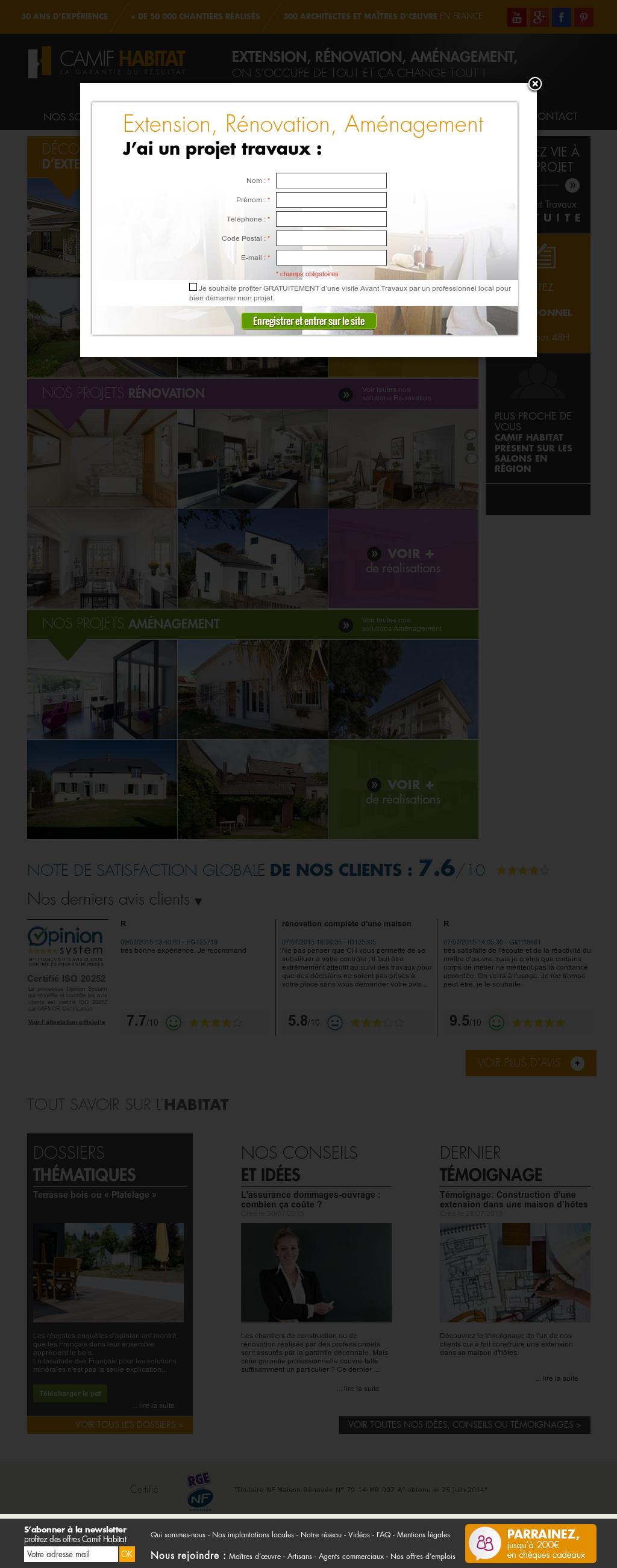 Maison Des Travaux Avis camif habitat competitors, revenue and employees - owler