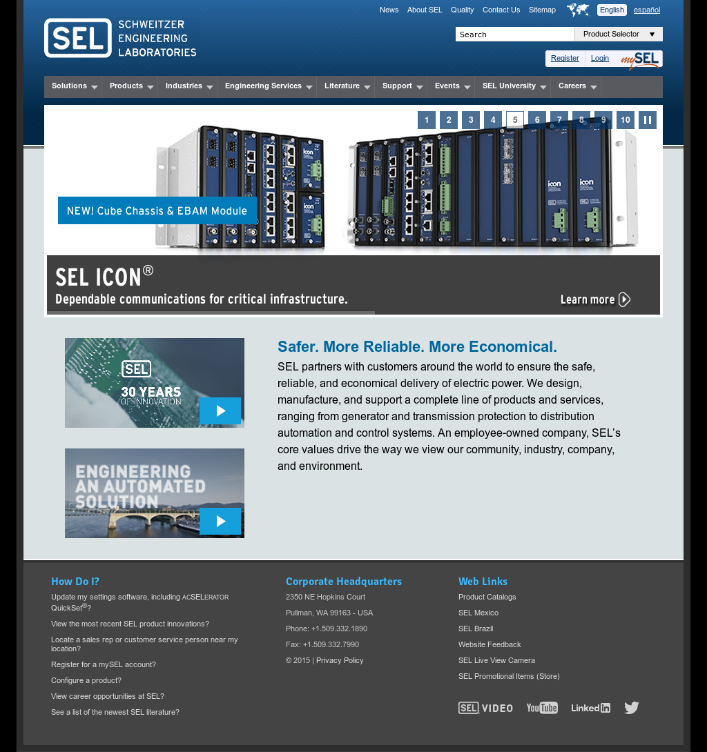 SEL Competitors, Revenue and Employees - Owler Company Profile