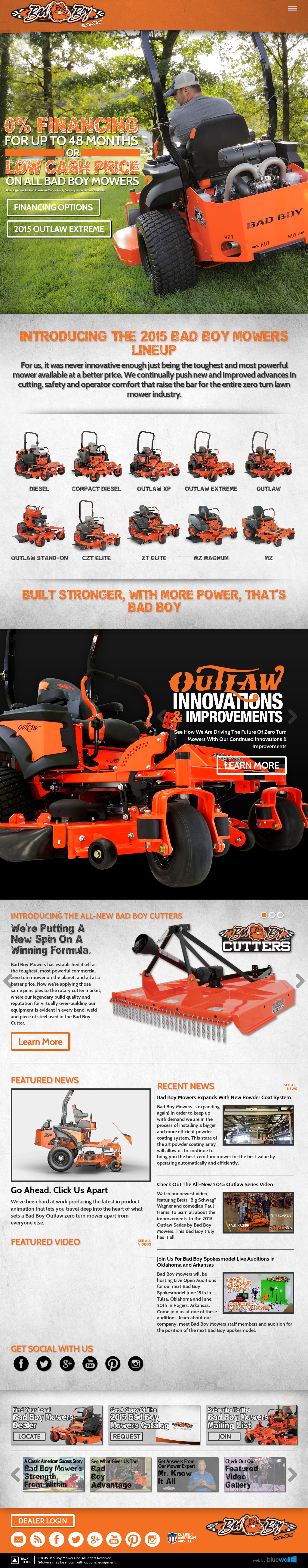 Bad Boy Mowers Competitors, Revenue and Employees - Owler