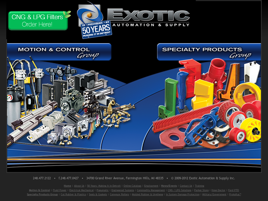 Exoticautomation Competitors, Revenue and Employees - Owler Company