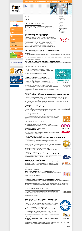 Fachverband Medienproduktioner E V Competitors Revenue And