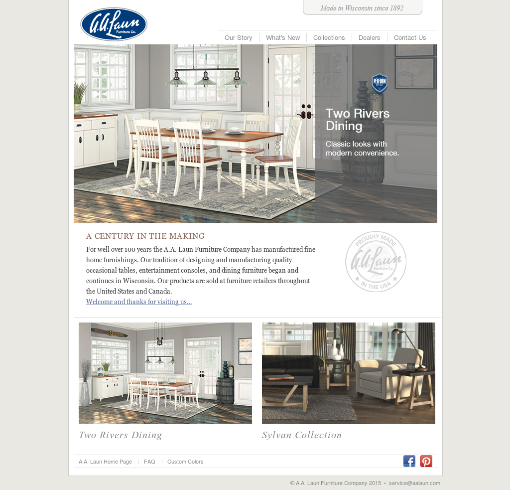 A.A. Laun Furniture Competitors, Revenue And Employees   Owler Company  Profile