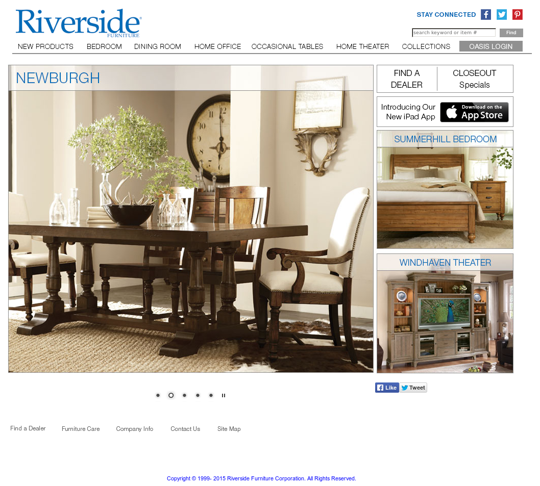 Riverside Furniture Competitors, Revenue And Employees   Owler Company  Profile