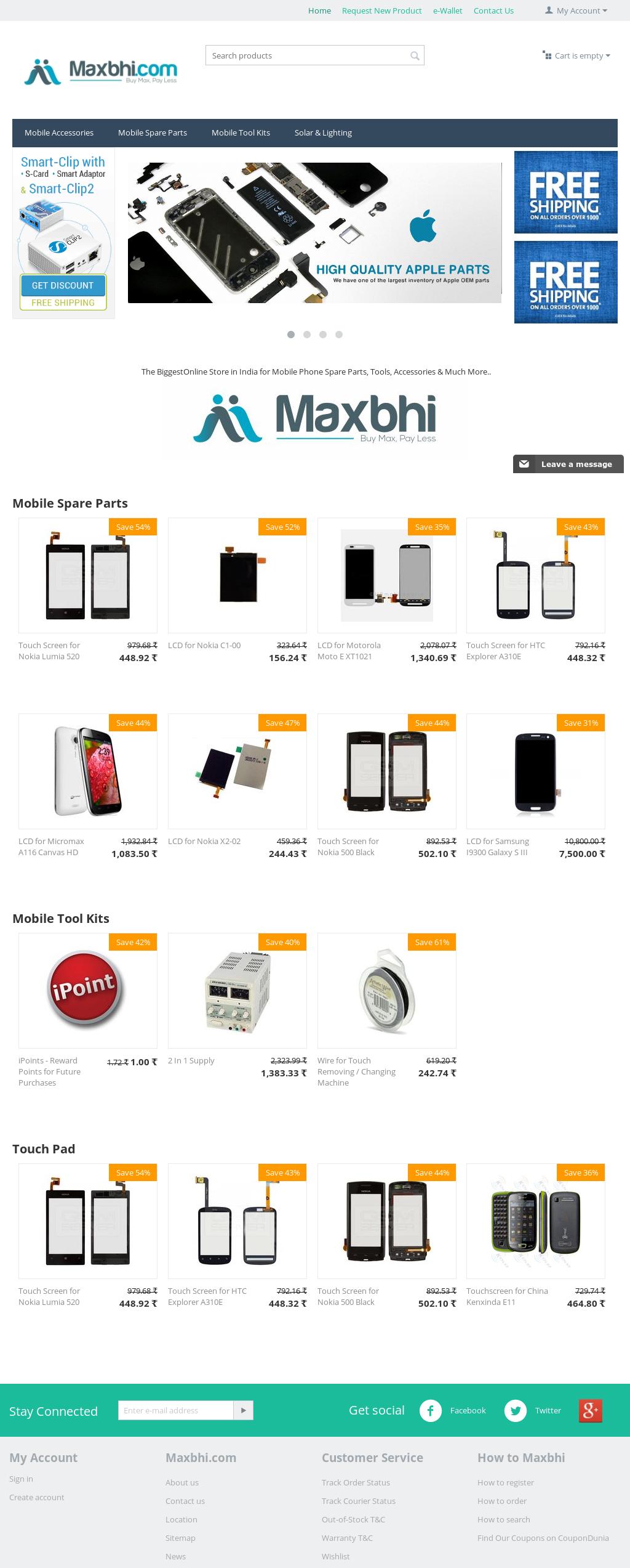 Maxbhi Competitors Revenue And Employees Owler Company Profile Maxpay 100