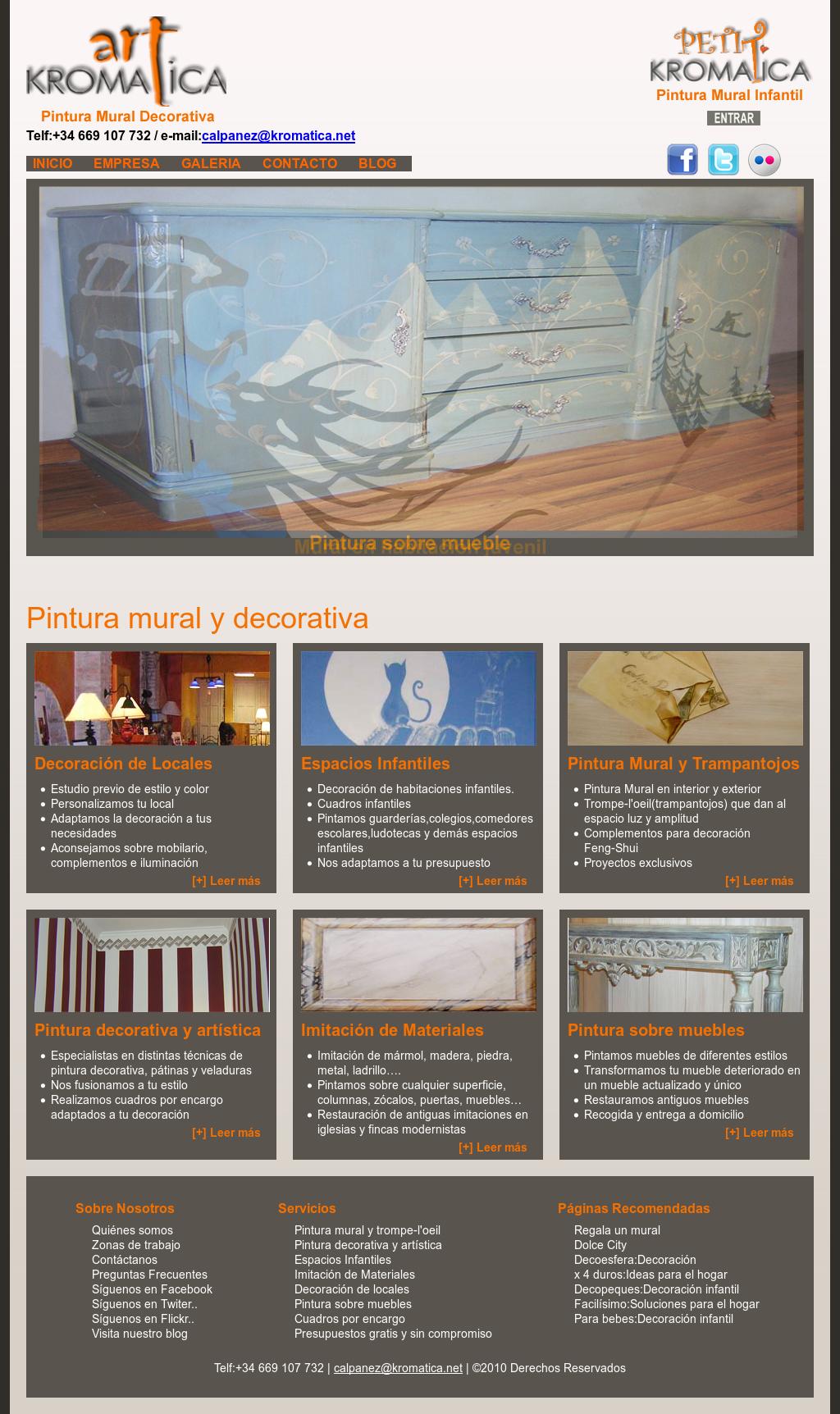 Art Kromatica Competitors, Revenue and Employees - Owler Company Profile
