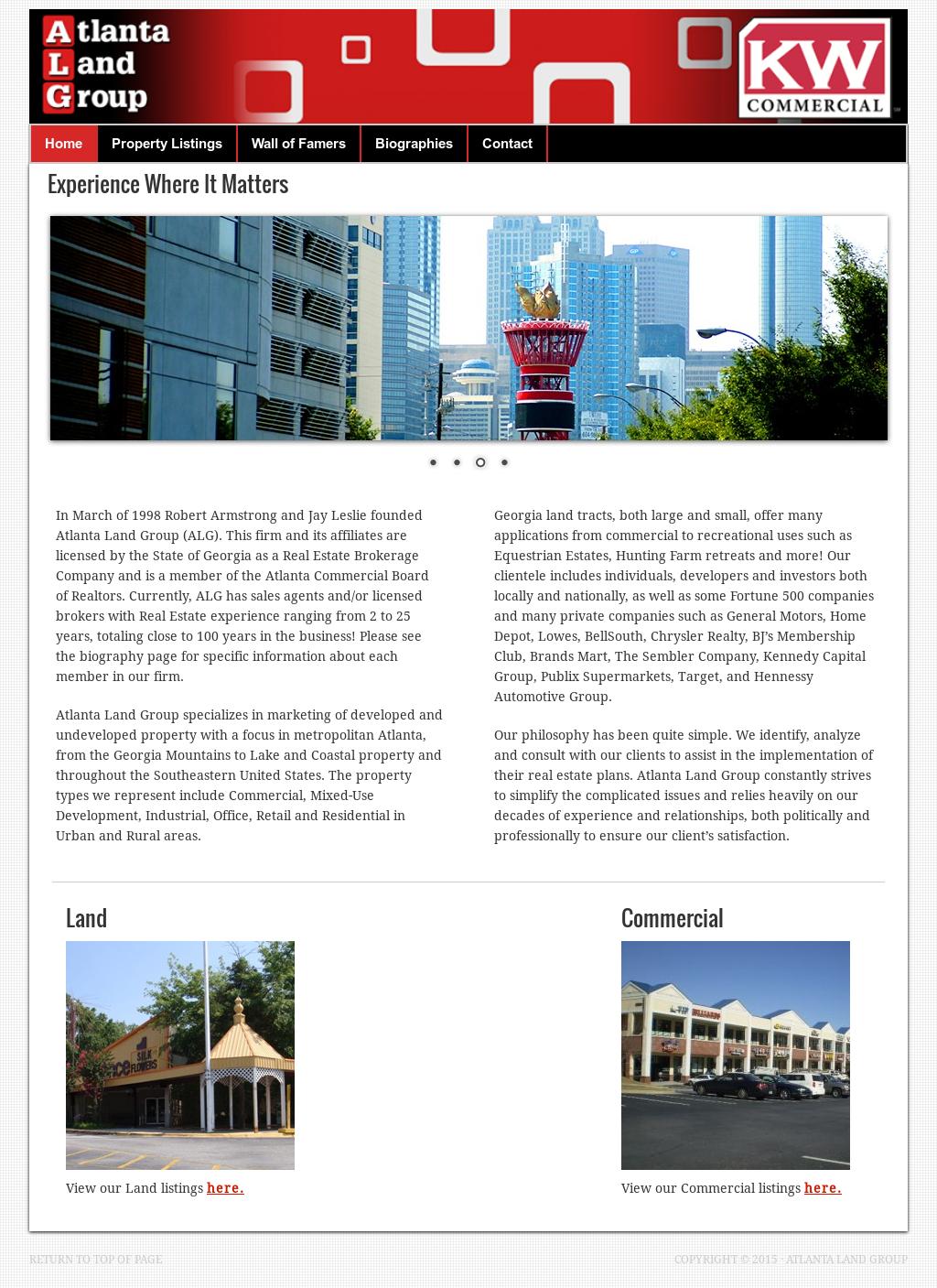 Atlantalandgroup Competitors, Revenue and Employees - Owler Company ...