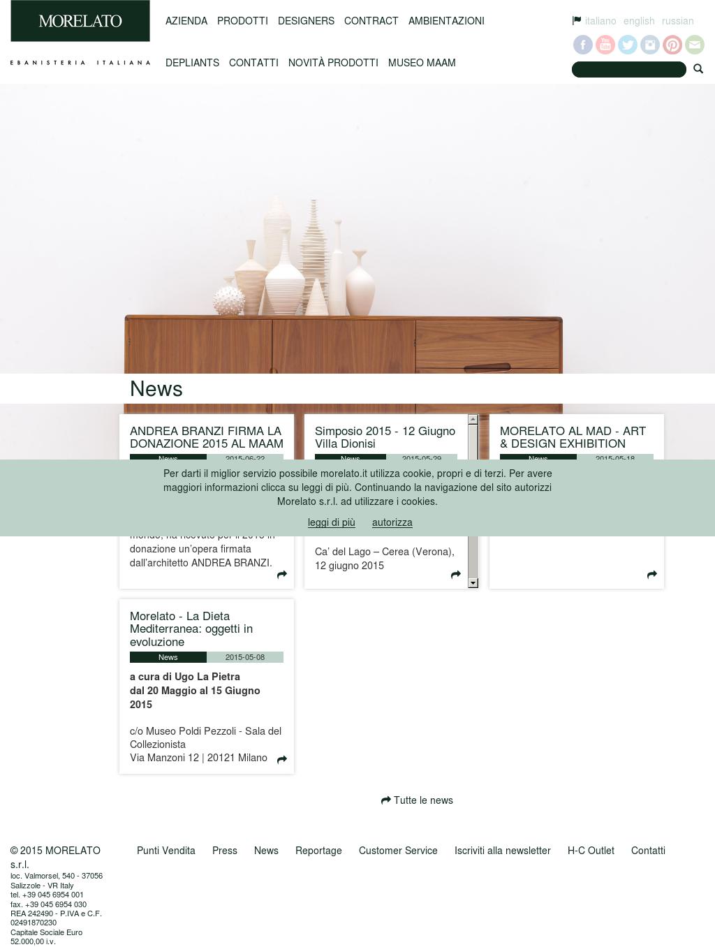best website 1133b 4b6d2 Morelato Ebanisteria Italiana Competitors, Revenue and ...